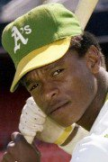 Photo of Rickey Henderson+